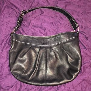Coach handbag (Black)